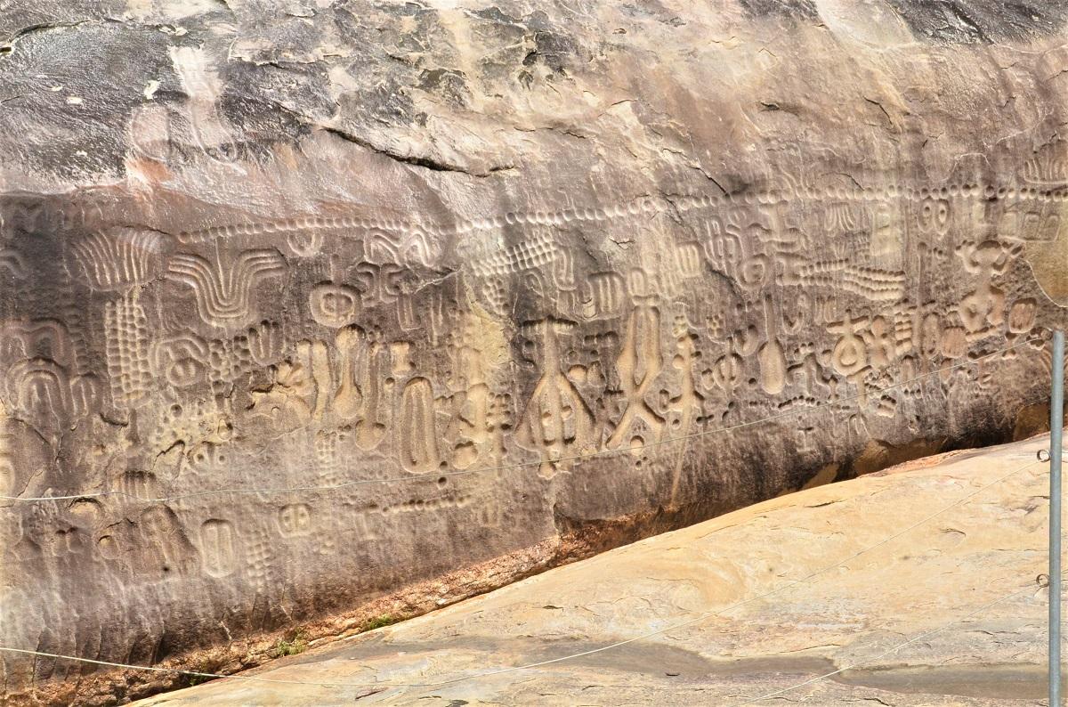 Turismo pedagógico ajuda a divulgar e manter o Sitio Arqueológico da Pedra do Ingá