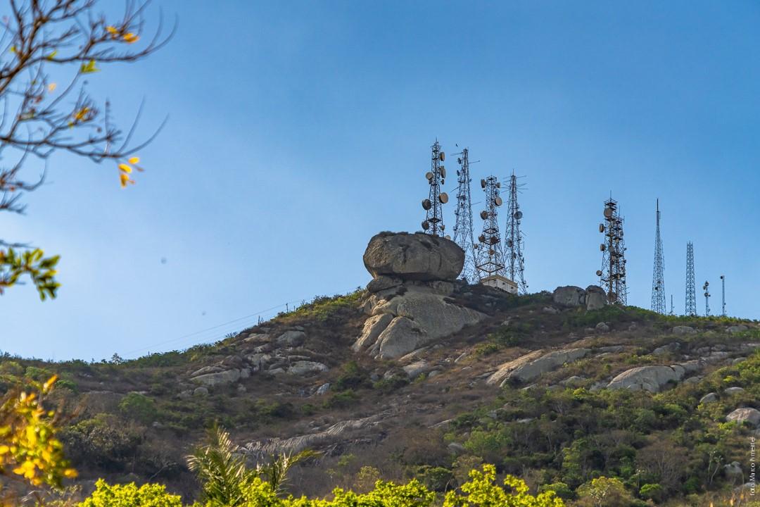 Pico do Jabre oferece visão única do Sertão e um pôr do Sol deslumbrante