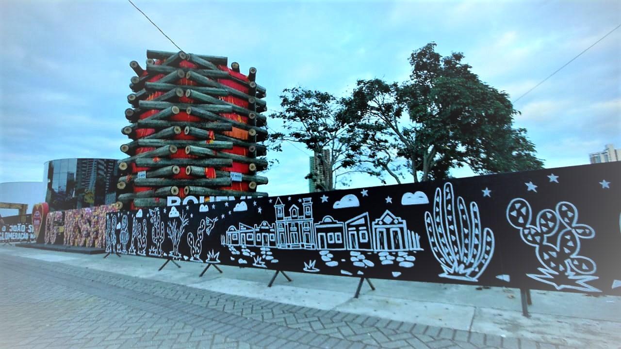 Cidades da PB promovem lives e decoram praças para comemorar o São João